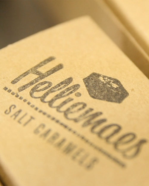 Helliemae's Handcrafted Caramels
