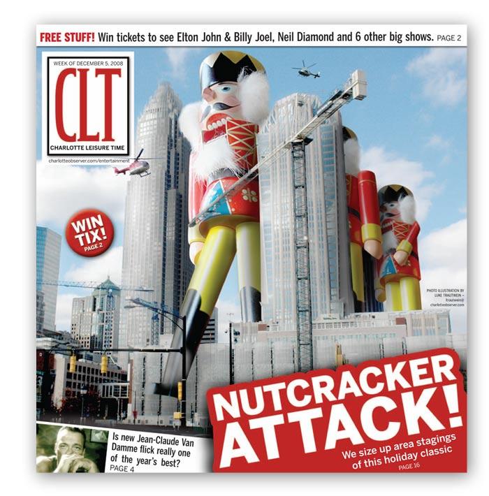 Nutcracker Attack