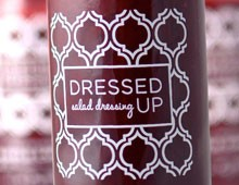 Dressed Up Salad Dressing