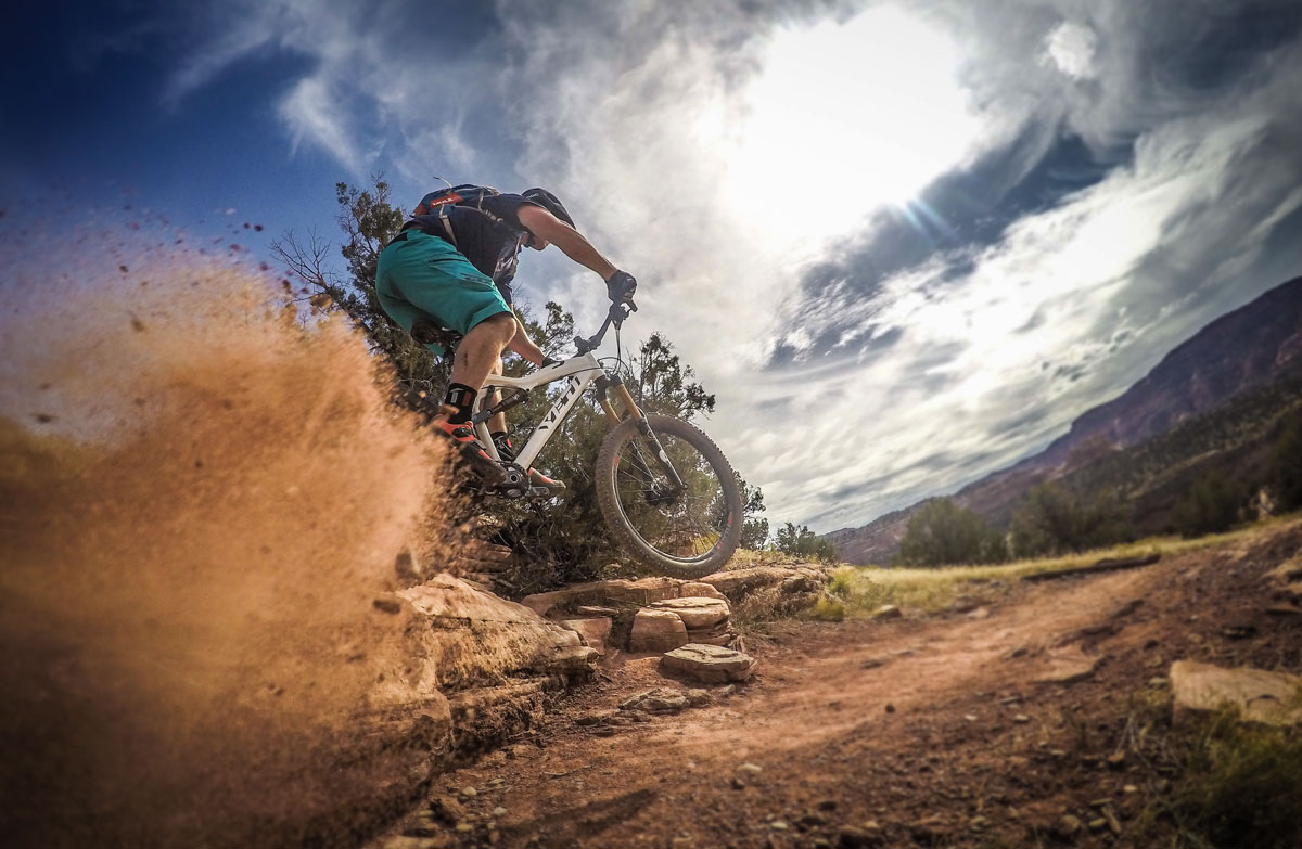 Mountain Biking Photography