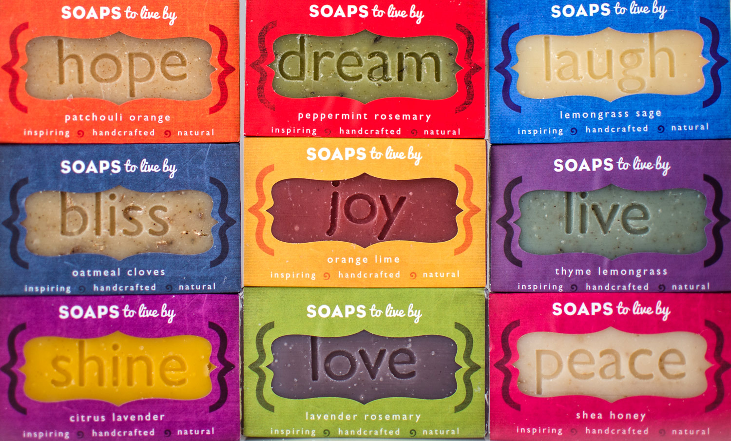 Soaps to Live By