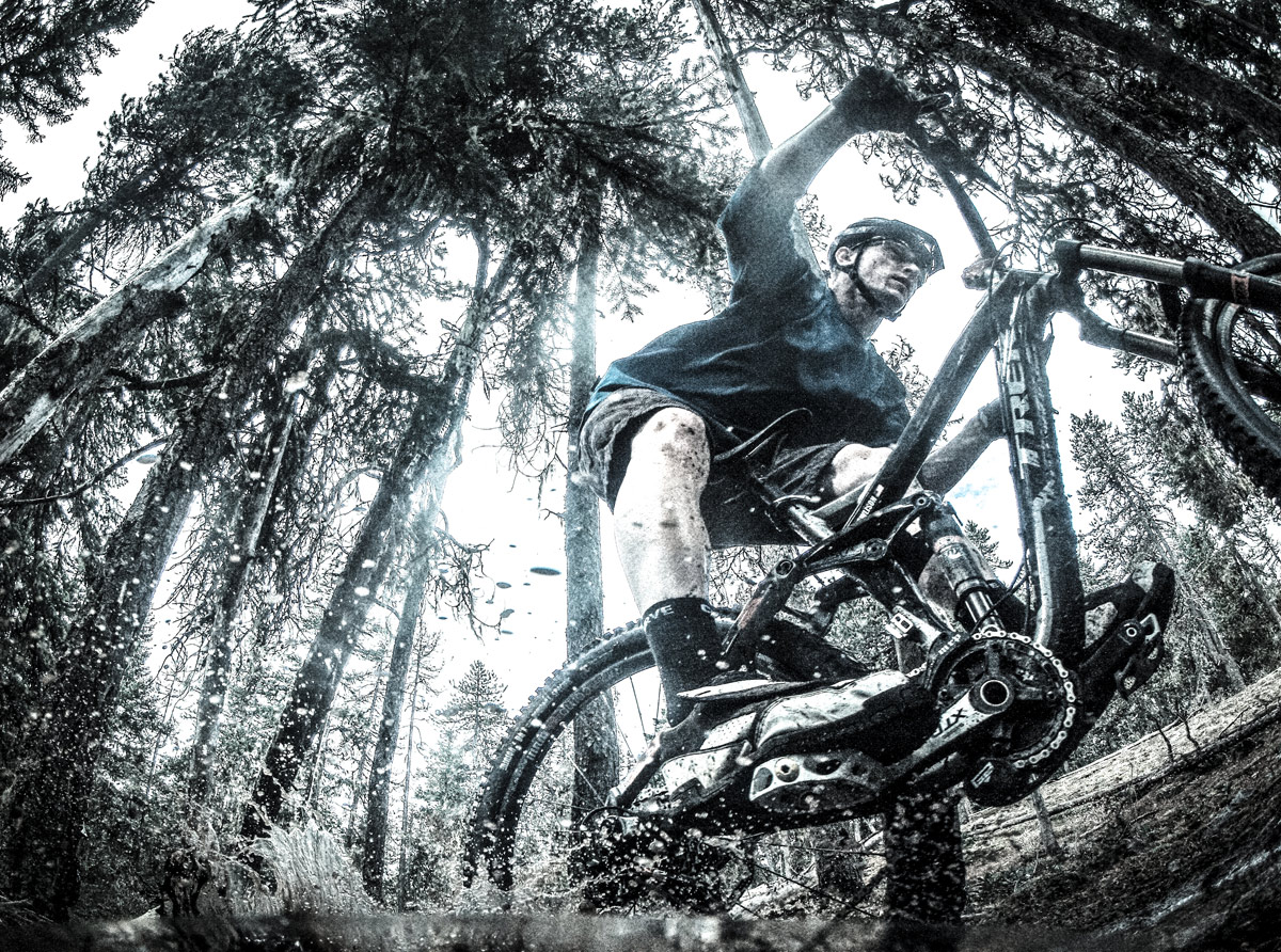 Boulder Colroado Mountain Bike Photography